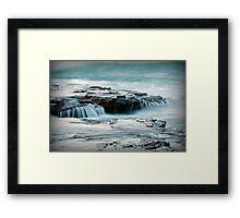Coledale water flow Framed Print