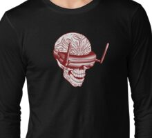 Full Tilt FPV Skully Graphic Long Sleeve T-Shirt
