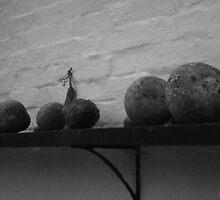 vegetables by windsor123