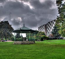 The Bandstand, Fort Gardens, Gravesend by brianfuller75