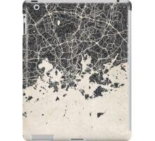 Helsinki map iPad Case/Skin