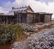 Snow @ Craig's Hut. Victoria's High Country. by ImagesbyDi