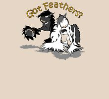 Got Feathers? 2 Womens Fitted T-Shirt