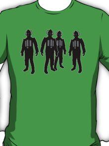 Cybermen Silhouette T-Shirt