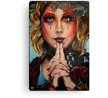 Mae West Canvas Print