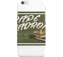 """Scrape Squadron"" Slap iPhone Case/Skin"