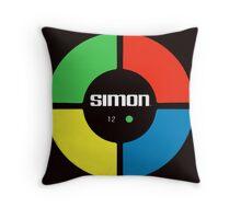 Simon Says T-shirt Throw Pillow