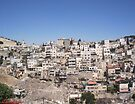 Silwan Village, Jerusalem by Darren Stein