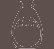 My Neighbor Totoro - Outline Unisex T-Shirt