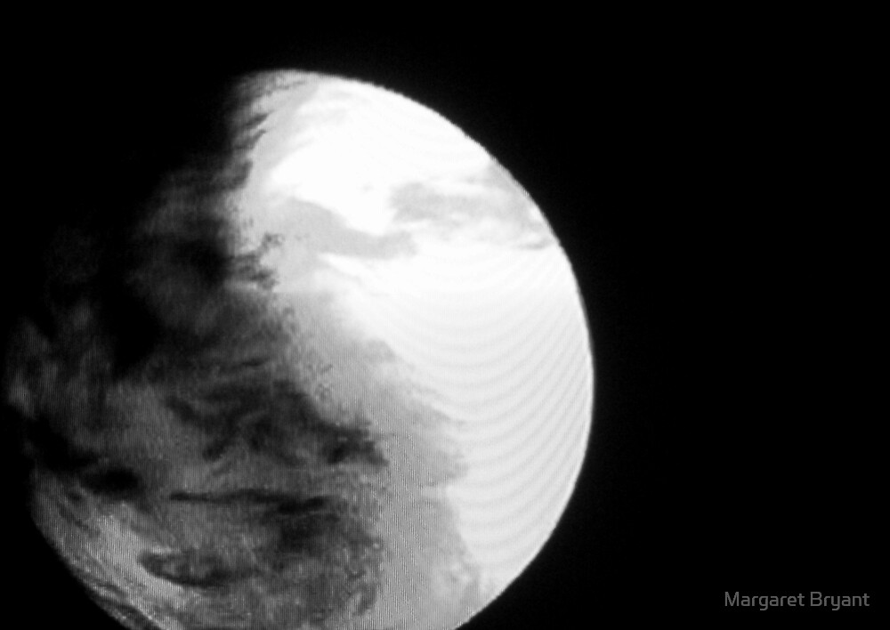 04-11-11: Pixel Planet by Margaret Bryant