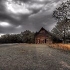Church - Bowie, Texas by jphall