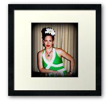 Ruby James Framed Print