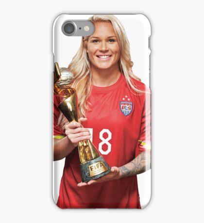 Ashlyn Harris - World Cup iPhone Case/Skin