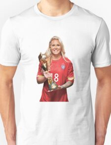 Ashlyn Harris - World Cup Unisex T-Shirt