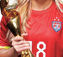 Ashlyn Harris - World Cup Sticker