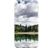 Patricia Lake, Jasper National Park iPhone Case/Skin