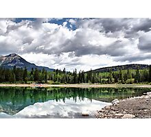Patricia Lake, Jasper National Park Photographic Print