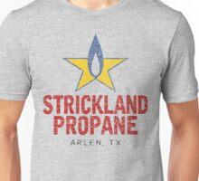 Strickland Propane T-shirt Unisex T-Shirt