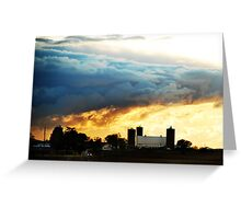 Calm, After the Storm Greeting Card