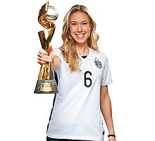 Whitney Engen - World Cup Photographic Print