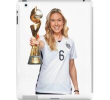 Whitney Engen - World Cup iPad Case/Skin