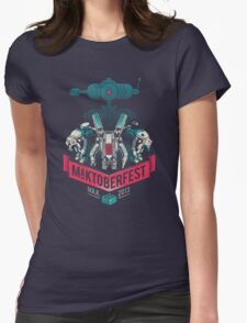 MaKtoberfest 13 Womens Fitted T-Shirt