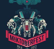MaKtoberfest 13 by victorsbeard