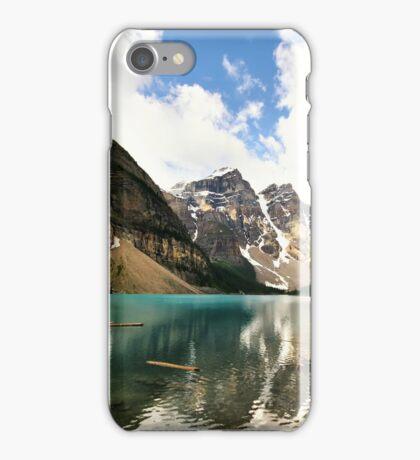 Moraine Lake, Banff National Park iPhone Case/Skin