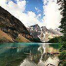 Moraine Lake, Banff National Park by Teresa Zieba