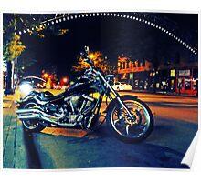 Night Rides Poster