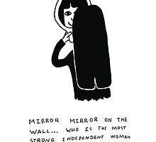 Mirror mirror... by ssocha