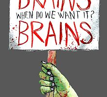 What do we want? BRAINS by mariatorg