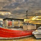 Red Boat - St. Andrews by -CO-