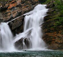 Cameron Falls by Teresa Zieba