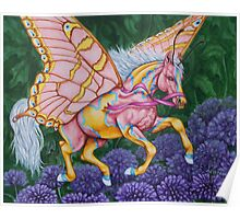"Faery Horse ""Hope"" Poster"