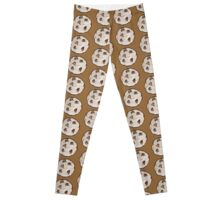 Chocolate chip cookie Leggings