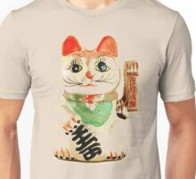 Waving Cat Unisex T-Shirt