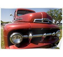 1951 Ford Poster