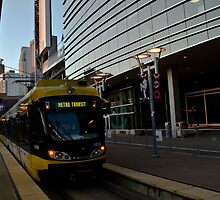 Metro Transit Twins Stadium by Mark Jackson