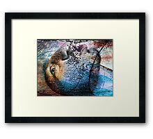 Dick Cheney And The Chickenhawk's Art Of Interrogation  Framed Print