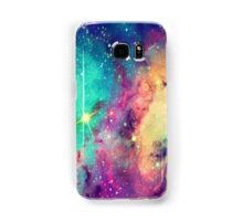 BrIght Colorful Galaxy Samsung Galaxy Case/Skin