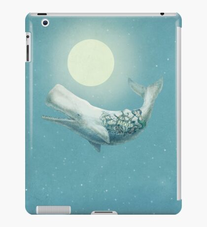 Far and Wide (night option) iPad Case/Skin