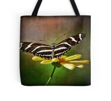 Heliconius Charitonius Tote Bag