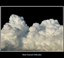 Clouds #1 by Rose Santuci-Sofranko