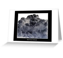 Clouds #2  Greeting Card
