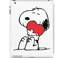 Snoopy - Peanuts iPad Case/Skin