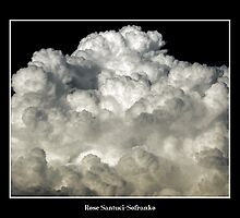Clouds #3 by Rose Santuci-Sofranko