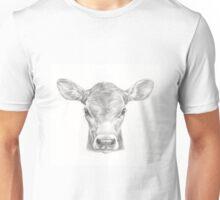 Cute calf - Little Moo Unisex T-Shirt