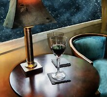 Lamplight and Stars by RC deWinter