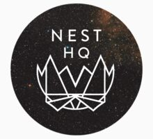 Nest HQ | Logo by OverTrace6